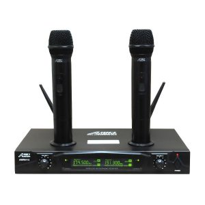 Audio 2000s AWM6113 Dual Channel Microphone System