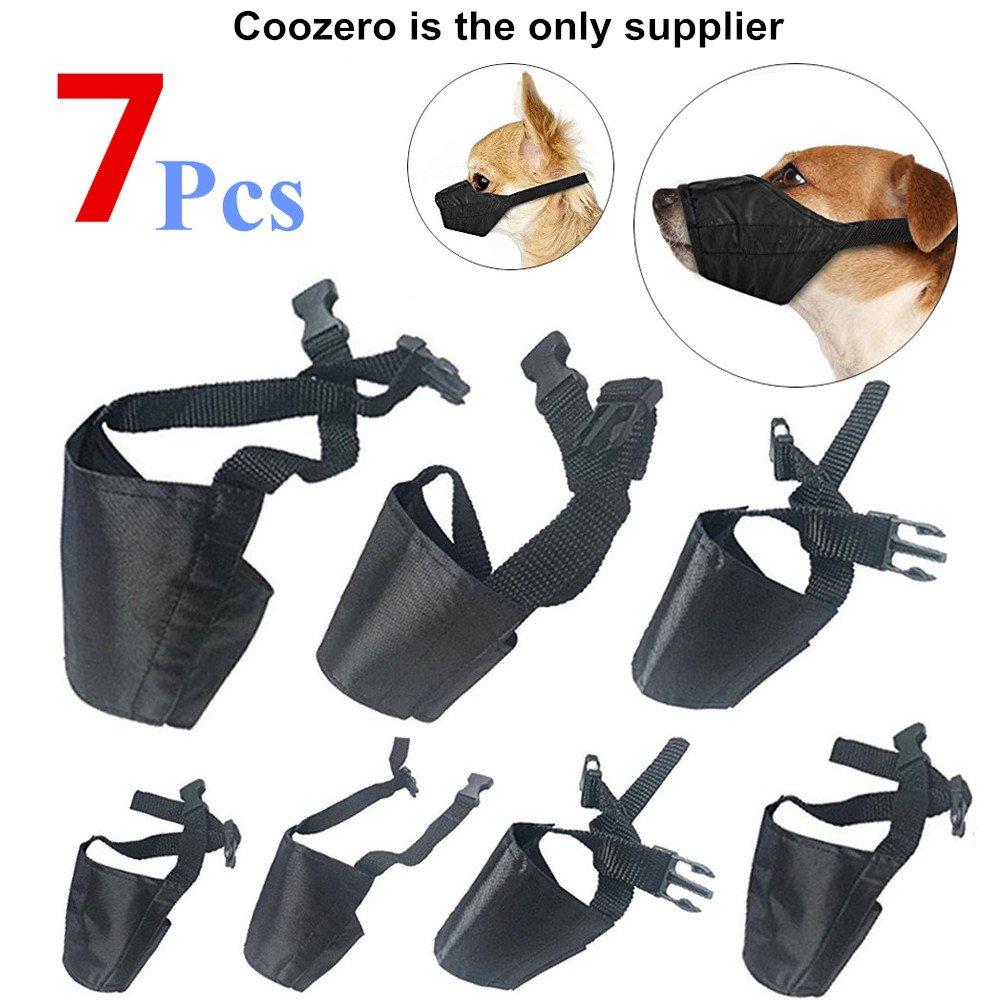 CooZero Dog Muzzles Suit
