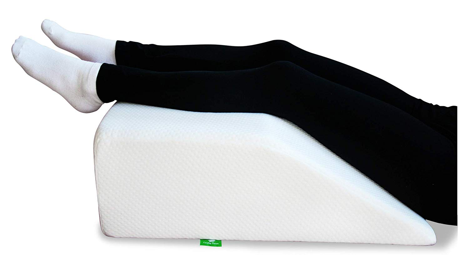 Cushy Form Post-Surgery Elevating Leg Positioner Pillow