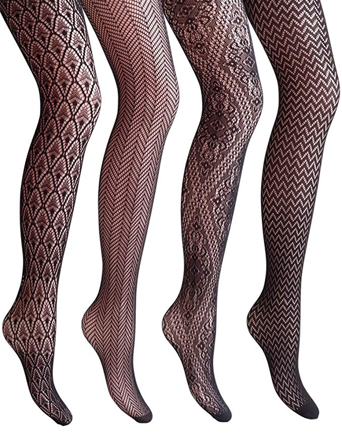 Vero Monte 4 Styles Stockings