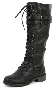 Wild Diva Womens Timberly Boot 65 Series