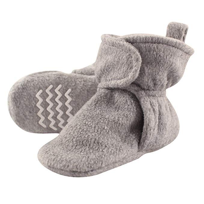 Hudson Unisex Baby Booties
