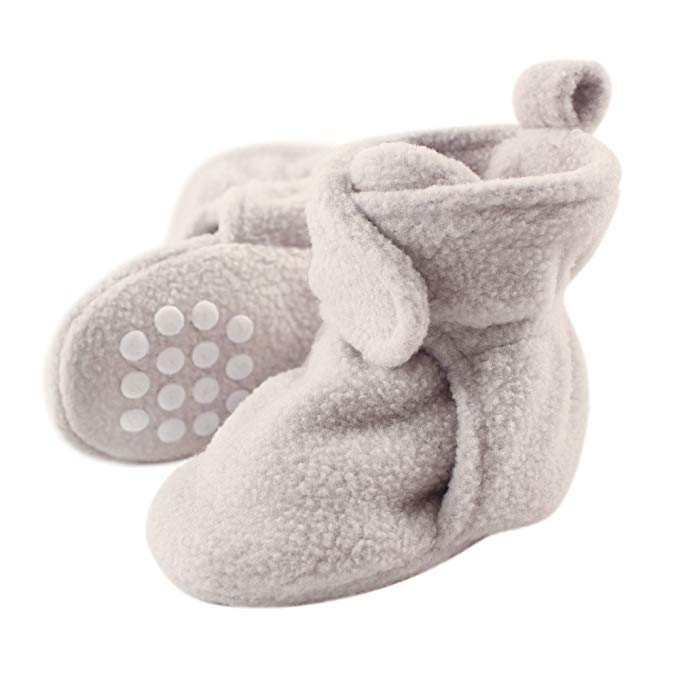 Luvable Friends Baby Booties