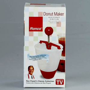 Ronco Donut Maker