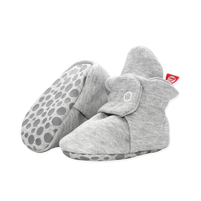 Zutano Cotton Baby Booties