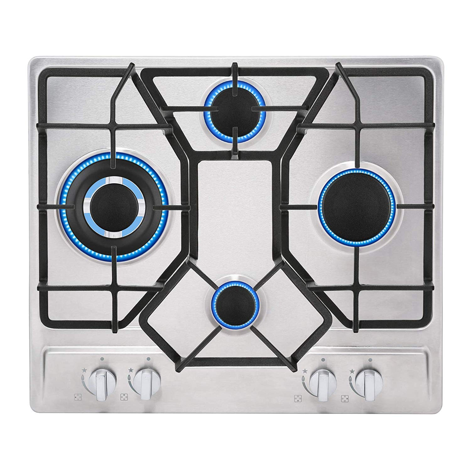 EMPAVA 24 Inches Top Gas Cooktop