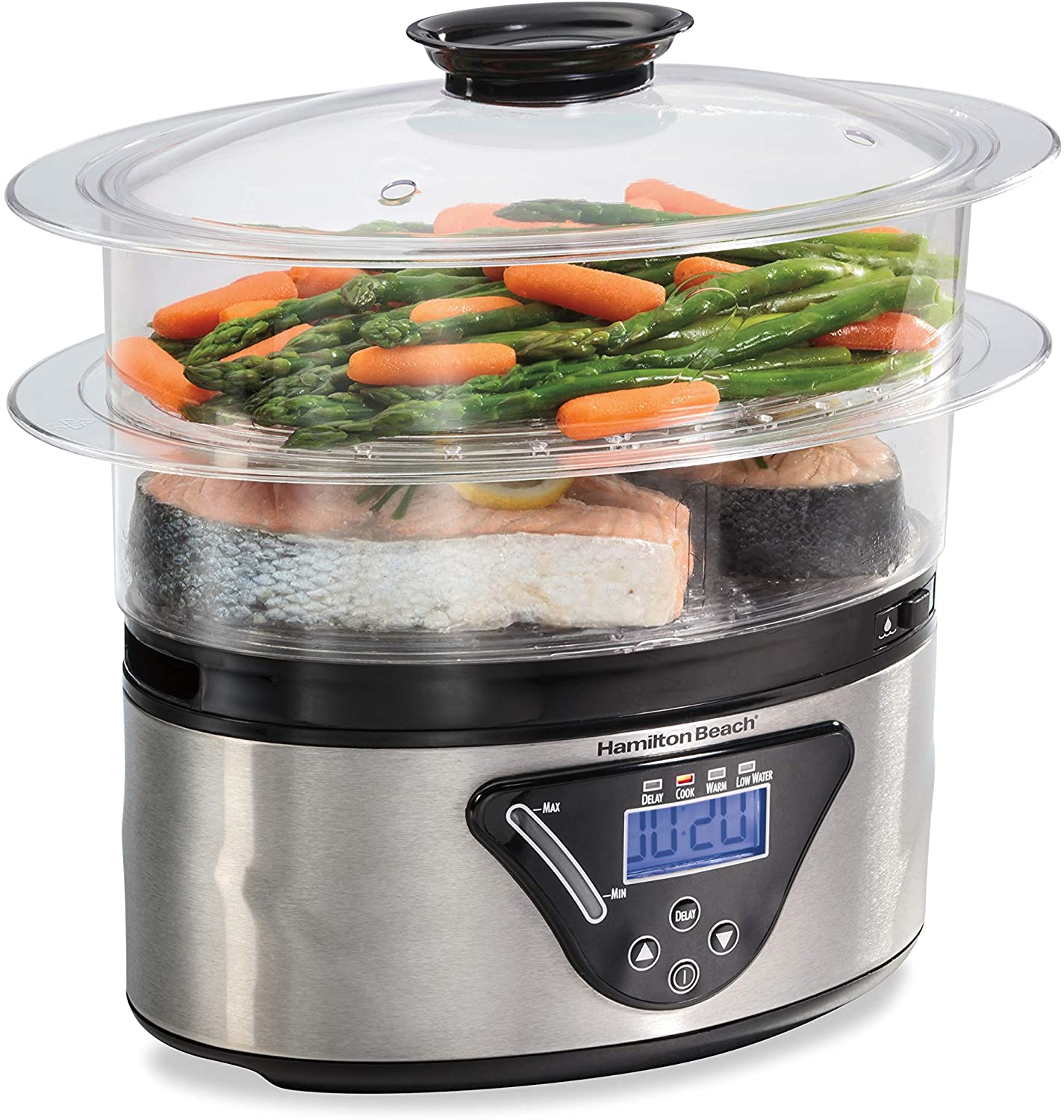 Hamilton Beach Digital 37530A Food Steamer