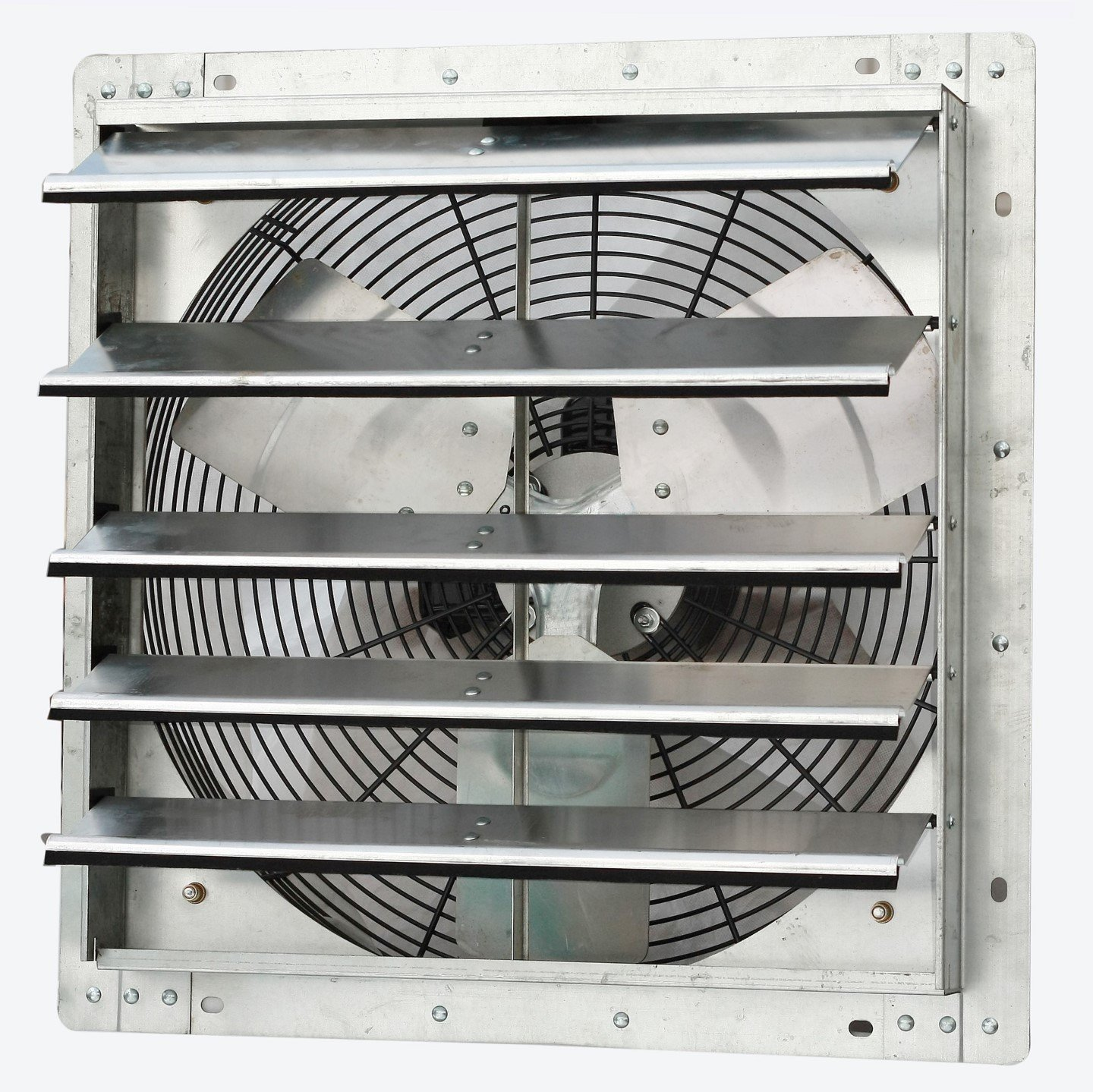 Iliving 18 Inch Variable Speed Shutter Exhaust Fan