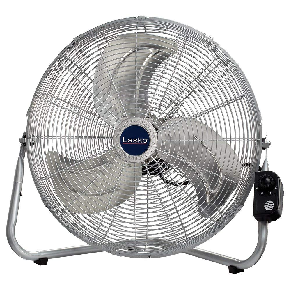 Lasko 2265QM High-Velocity Floor Wall Fan