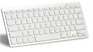 OMOTON Ultra-Slim Bluetooth Keyboard for Apple iPad Air
