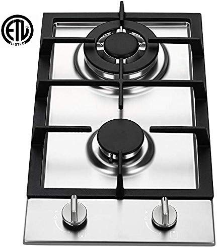 Ramble wood GC2-37P Burner Gas Cooktop