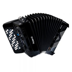 Roland Accordion with Speakers