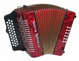 Santa Marsala Diatonic Accordion