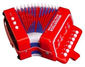 Woodstock Chimes Percussion Accordion