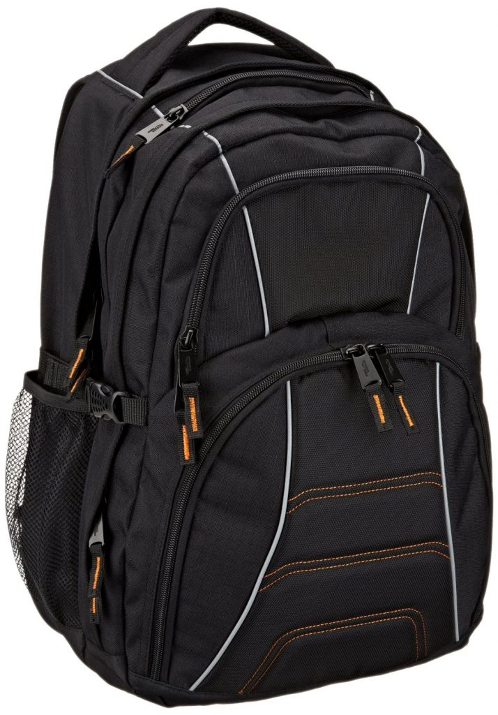 AmazonBasics Backpack For 17'' laptops