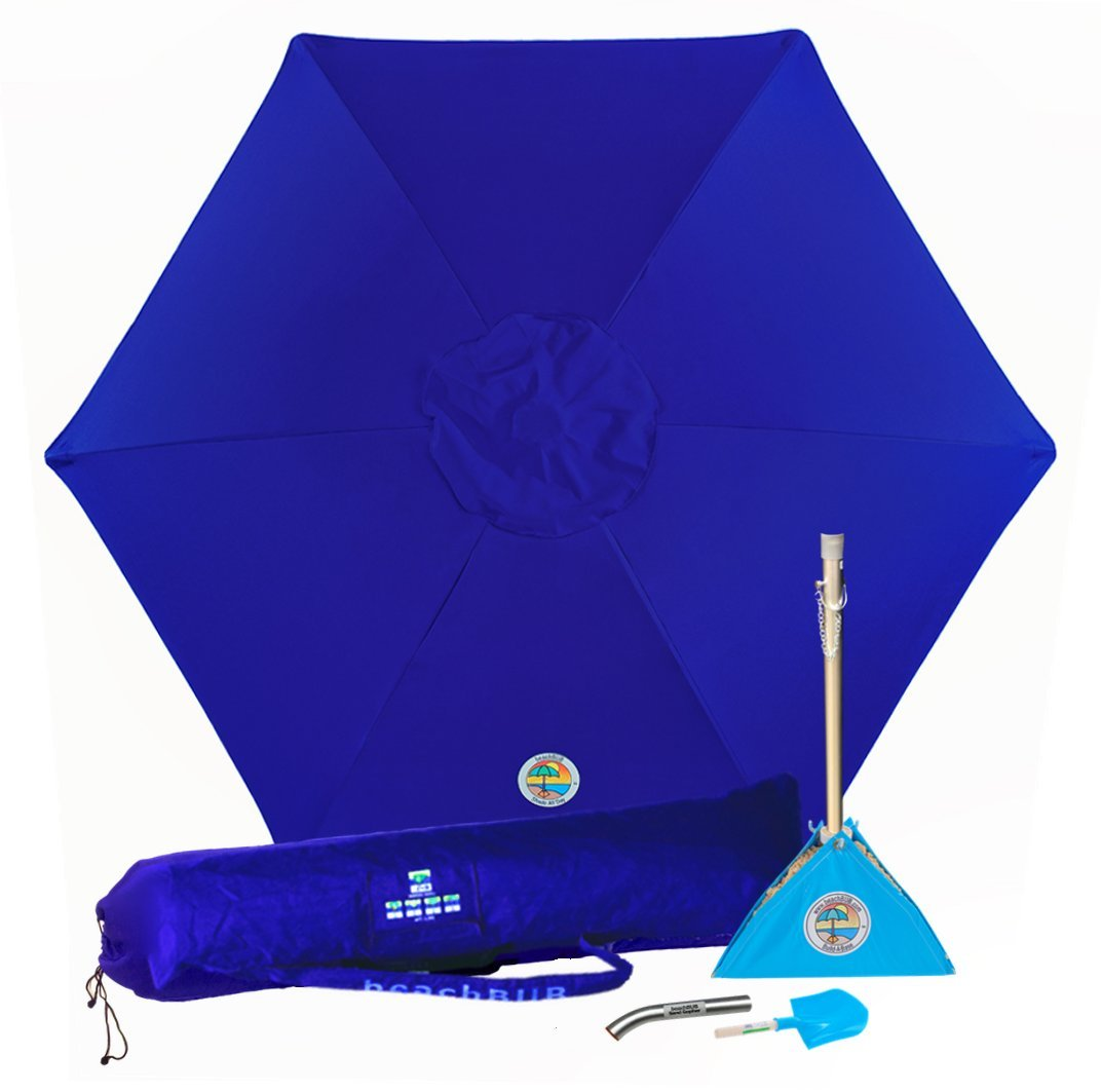 BeachBUB All-In-One Beach Umbrella System
