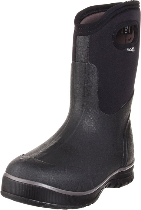 Bogs Men's Mid Waterproof Rain Boot