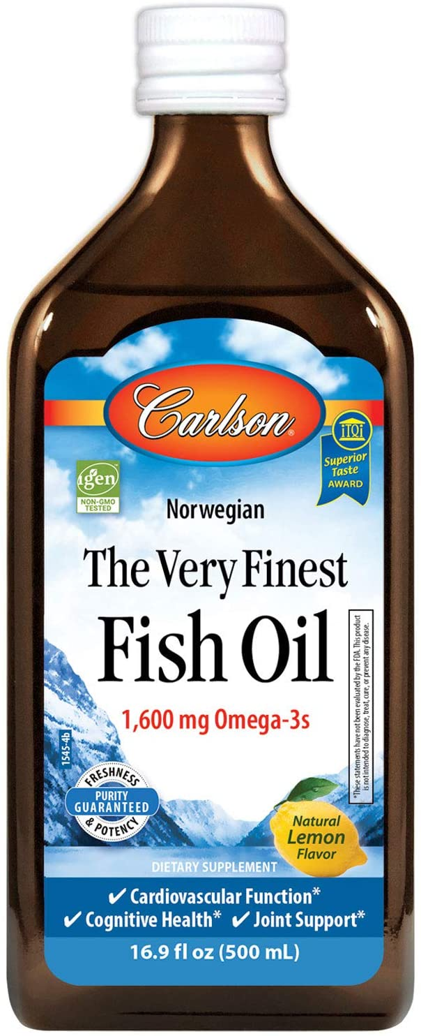 Carlson Omega 3