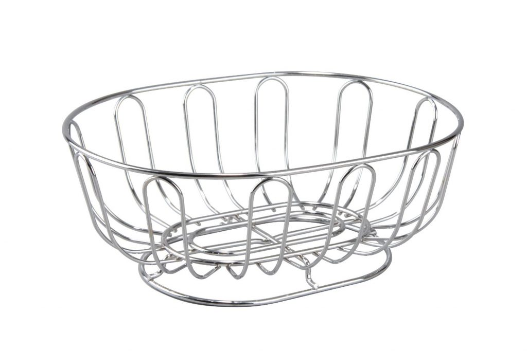 Cuisinox Oval Bread BasketFruit Bowl
