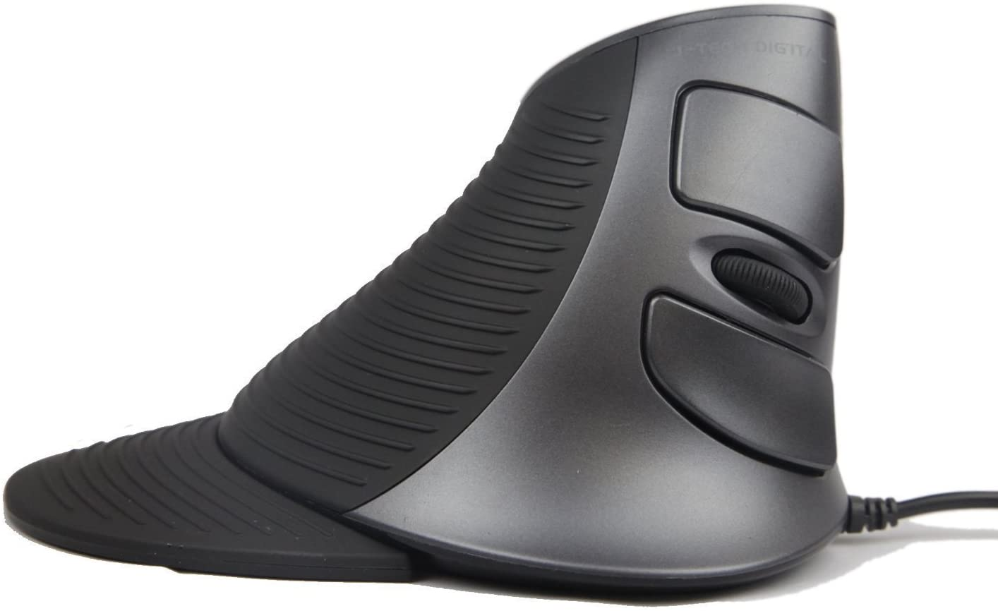 J-Tech Digital Endurance Wired Scroll Vertical Mouse