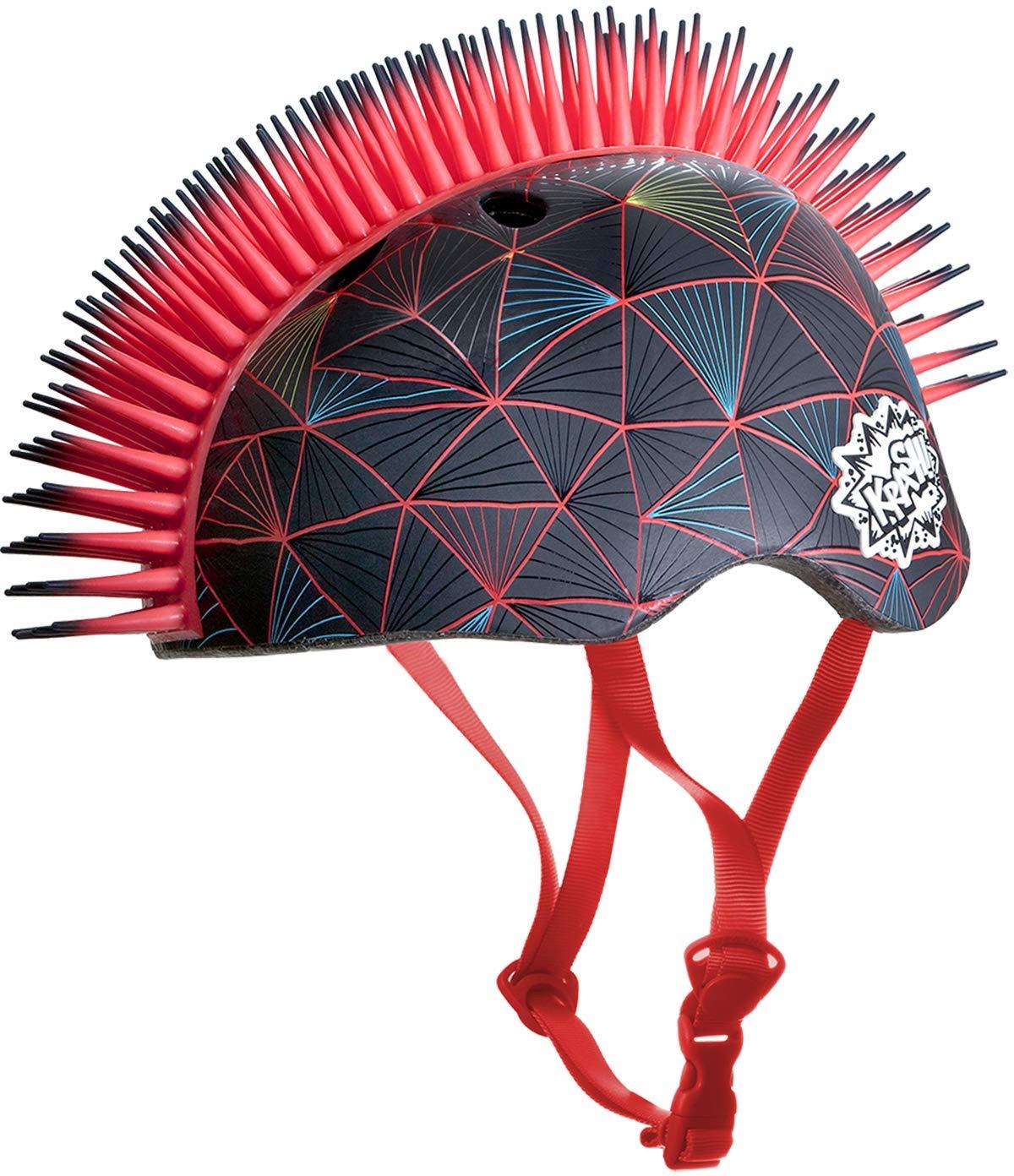 Krash Street Mohawk Helmet