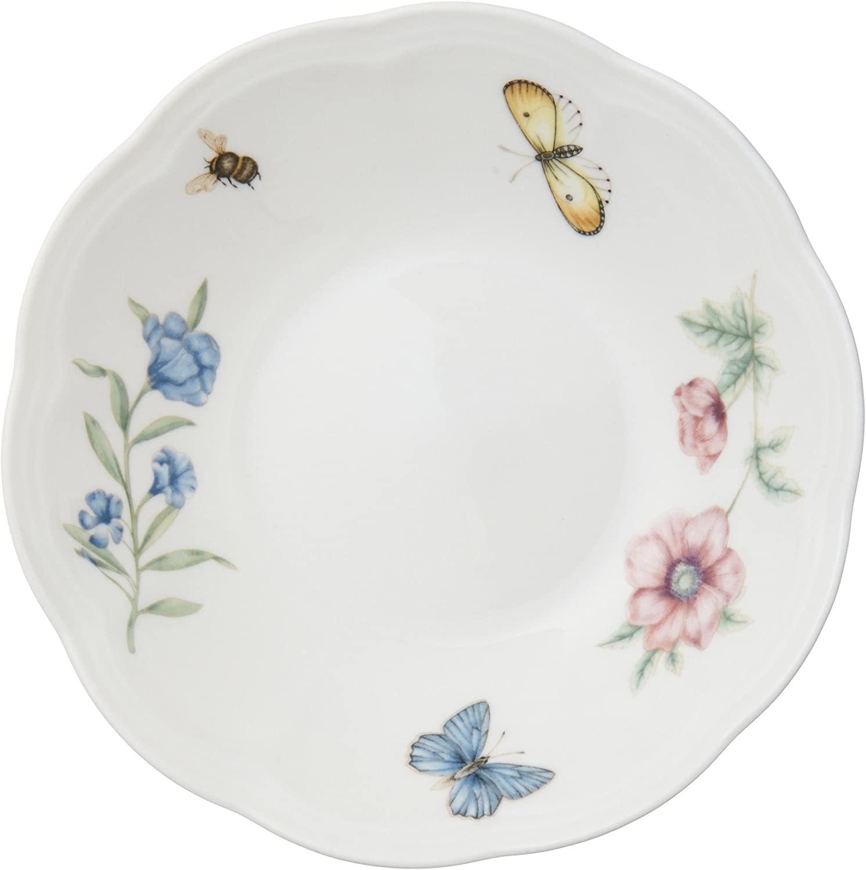 Lenox Meadow Butterfly Fruit Bowl