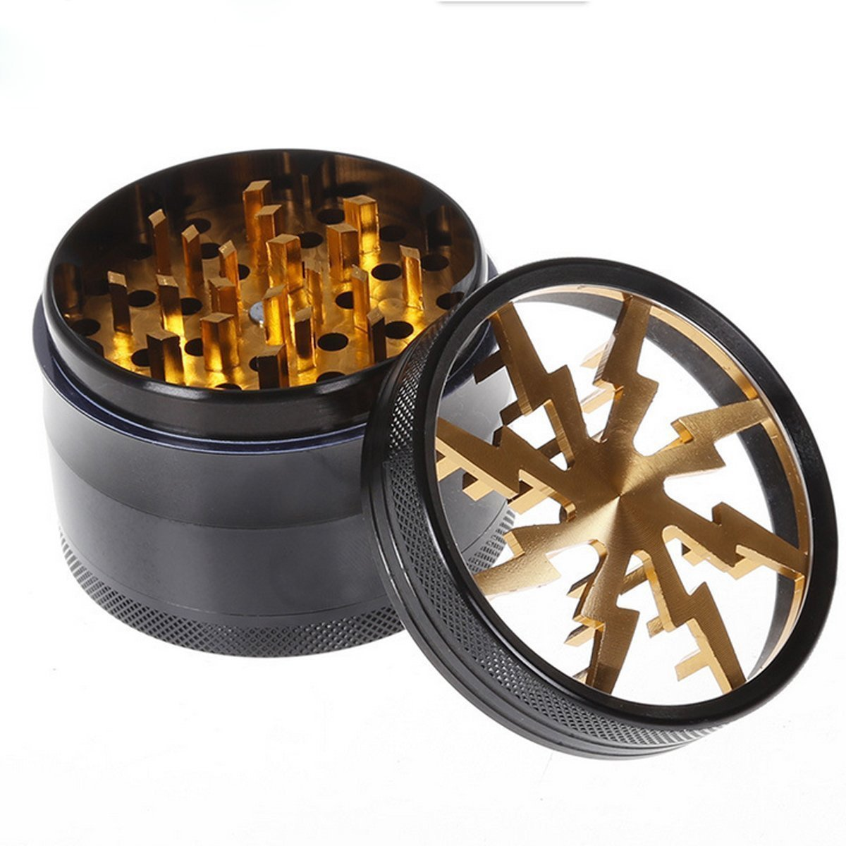 Metrical Poetry Spice Herb Grinder