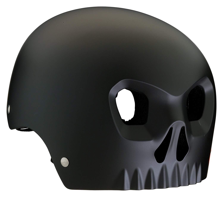Mongoose Street Hard-Shell Skull Helmet