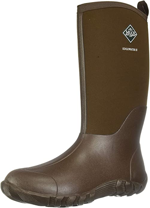 Muck Boot Multi-Purpose Edgewater LI Tall Men's Rubber Boot