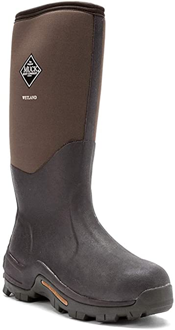 Muck Premium Wetland Rubber Men's Field Boots