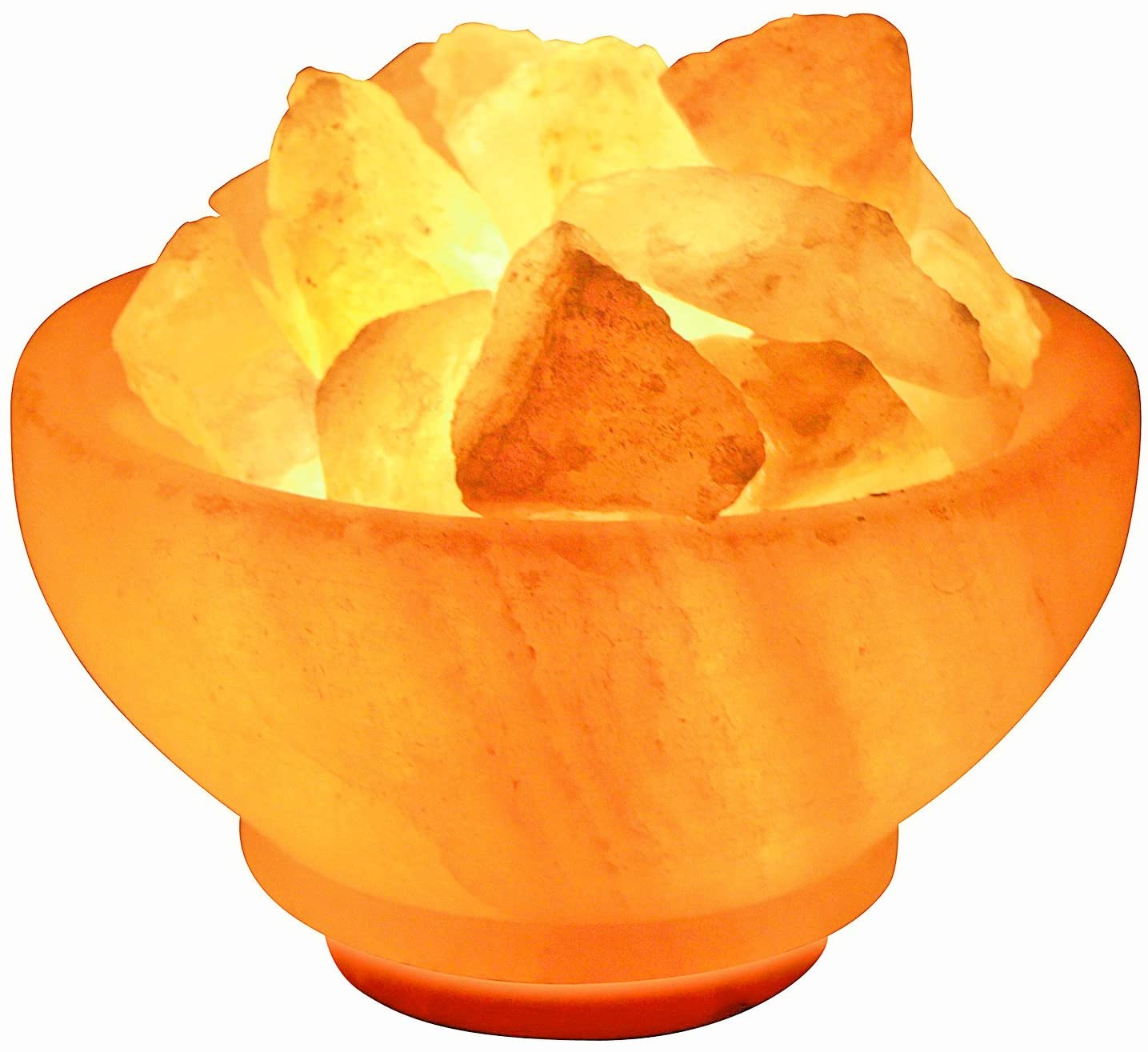 Natural Himalayan Dimmer Cord Salt Lamp