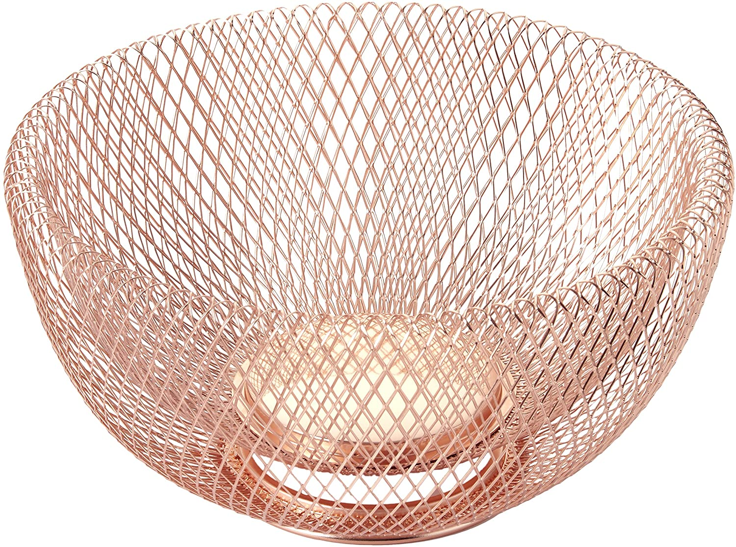 Nifty Double Wall Mesh 7510COP Fruit and Decorative Bowl