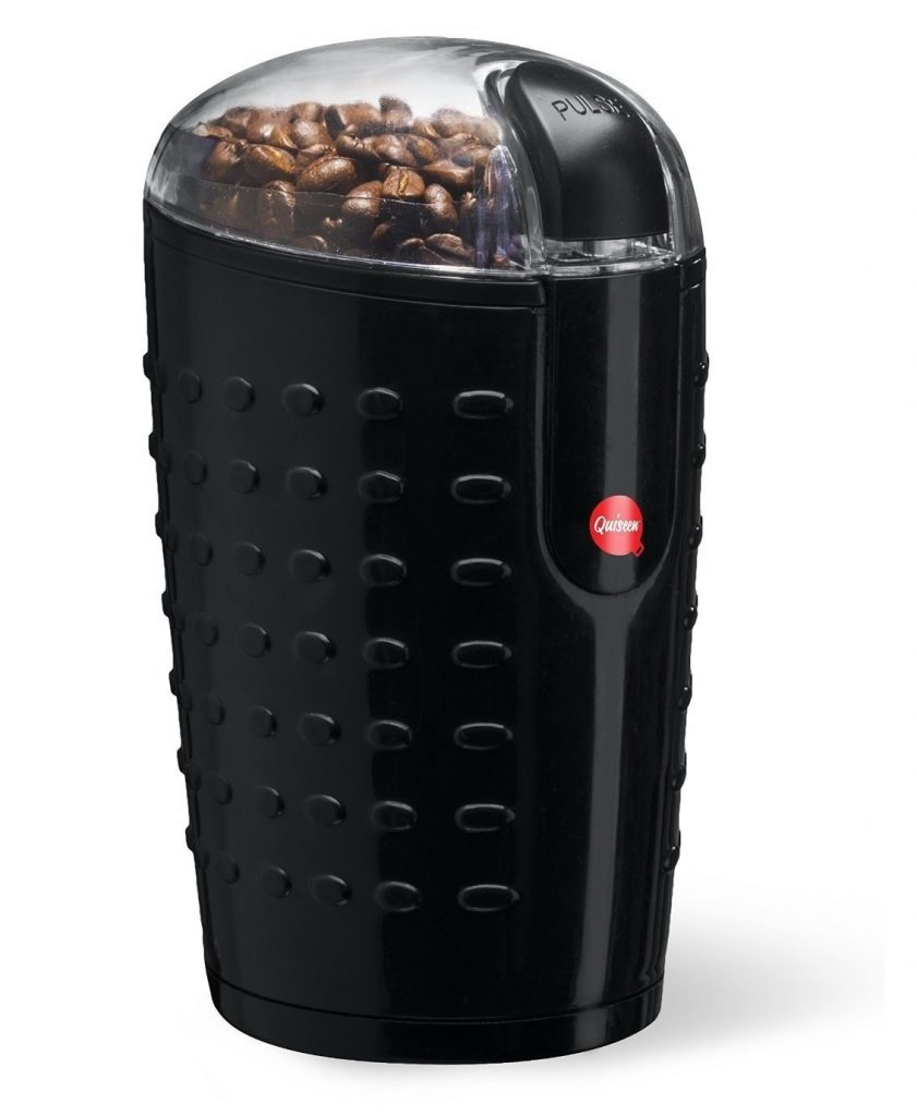 Quiseen One-Touch Electric Spice Grinder