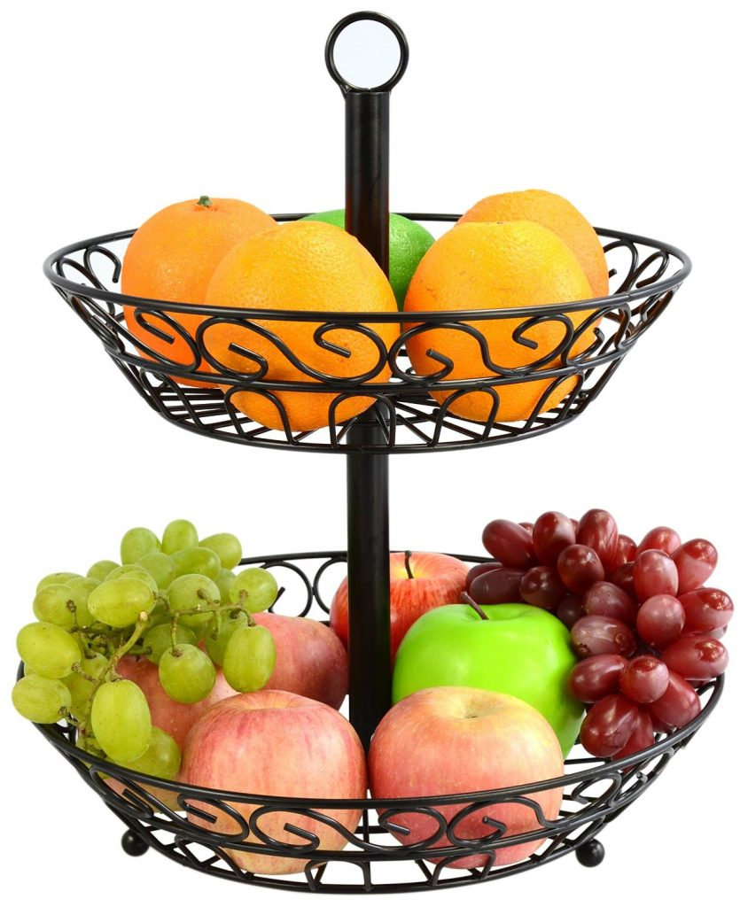 10 Best Attractive Fruit Bowls and Baskets | BestViva