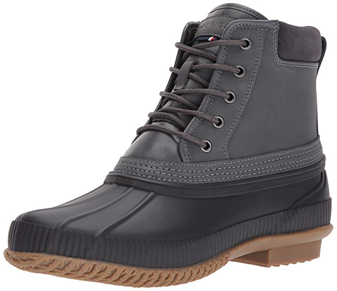 Tommy Hilfiger Men's Casey Rain Boot
