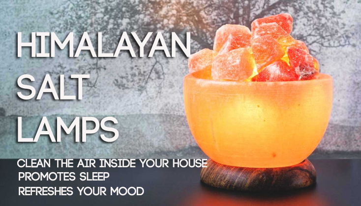 what are himalayan salt lamps