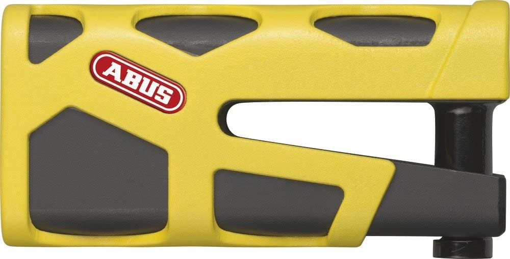 ABUS Granit Sledg 77 Web Disc Lock Yellow