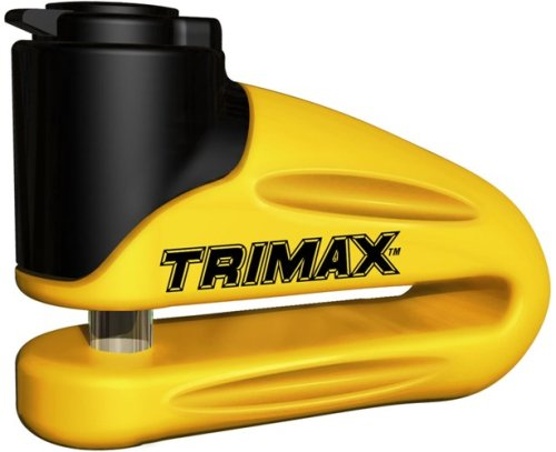 Hardened Metal Disc Lock by Trimax