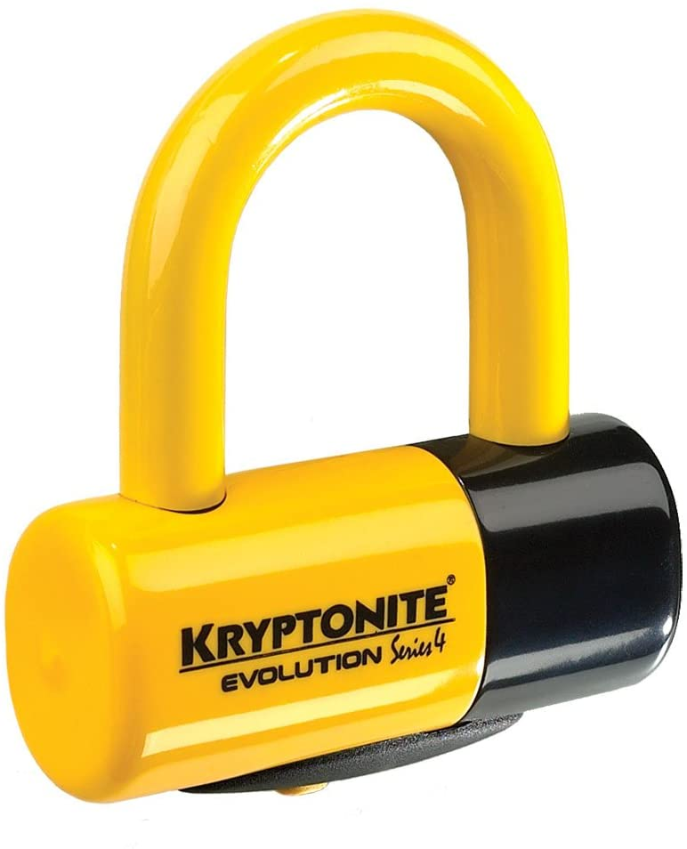 Kryptonite Evolution Series 4 Bicycle Disc Bike Lock
