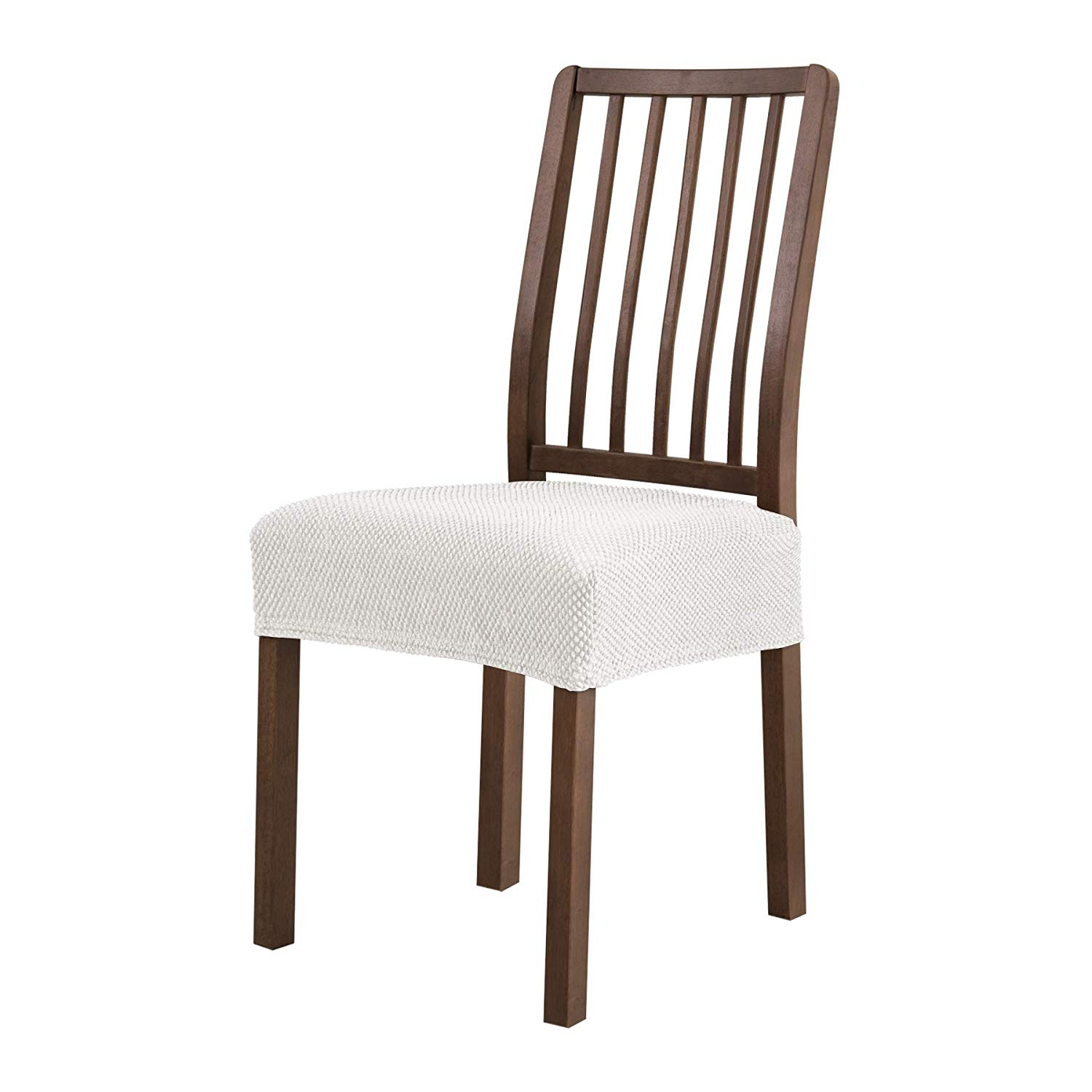 Subrtex Dining Room Chair Seat Covers