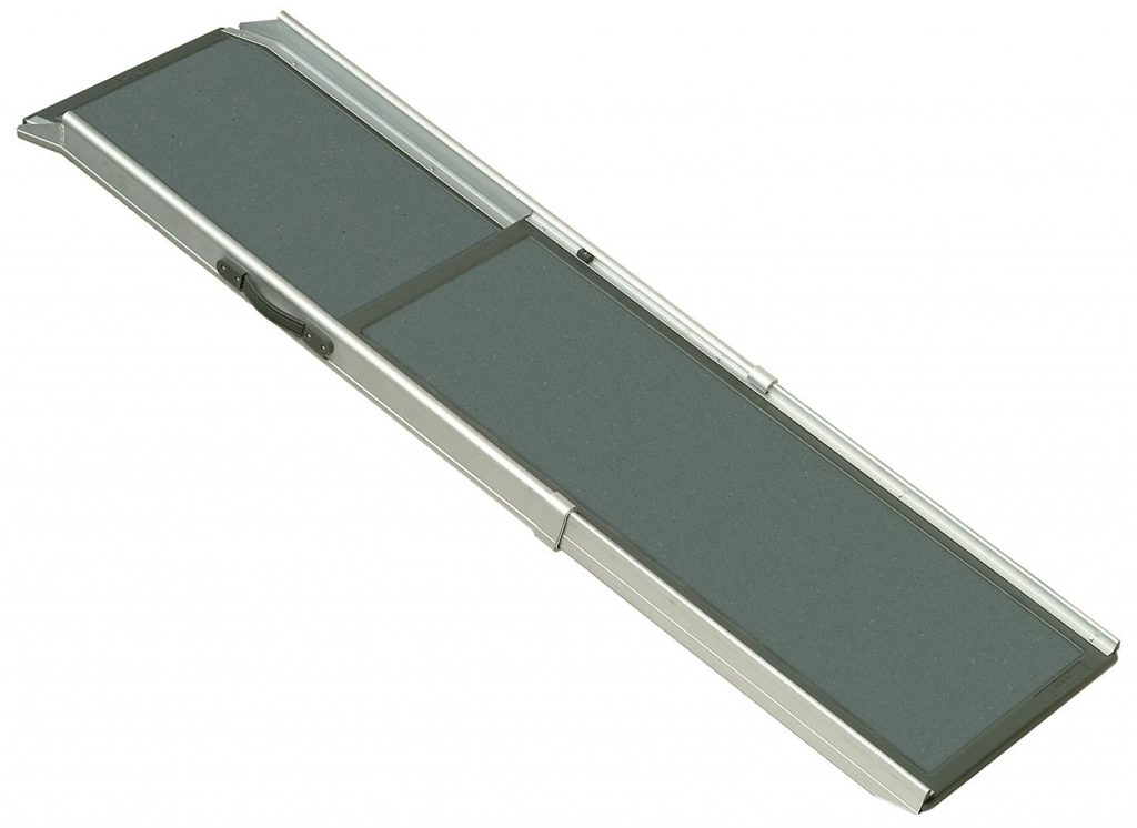 Solvit-Deluxe Telescoping Pet Ramp