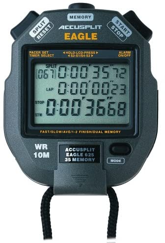 ACCUSPLIT AE625M35 Eagle Stopwatch