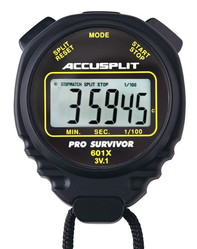 ACCUSPLIT Pro Survivor-A601X Stopwatch
