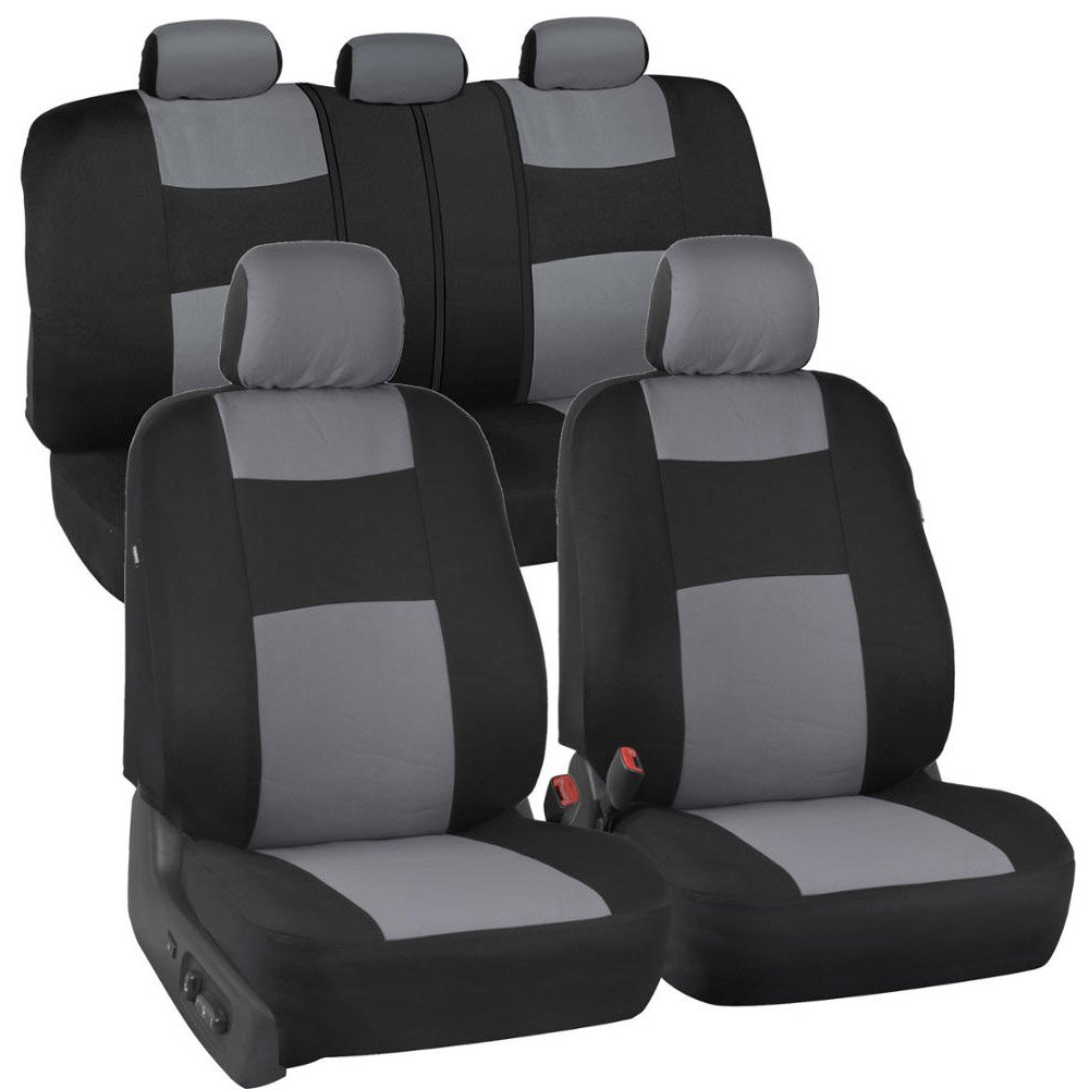 BDK OS-309-GR_kam Car Seat Cover
