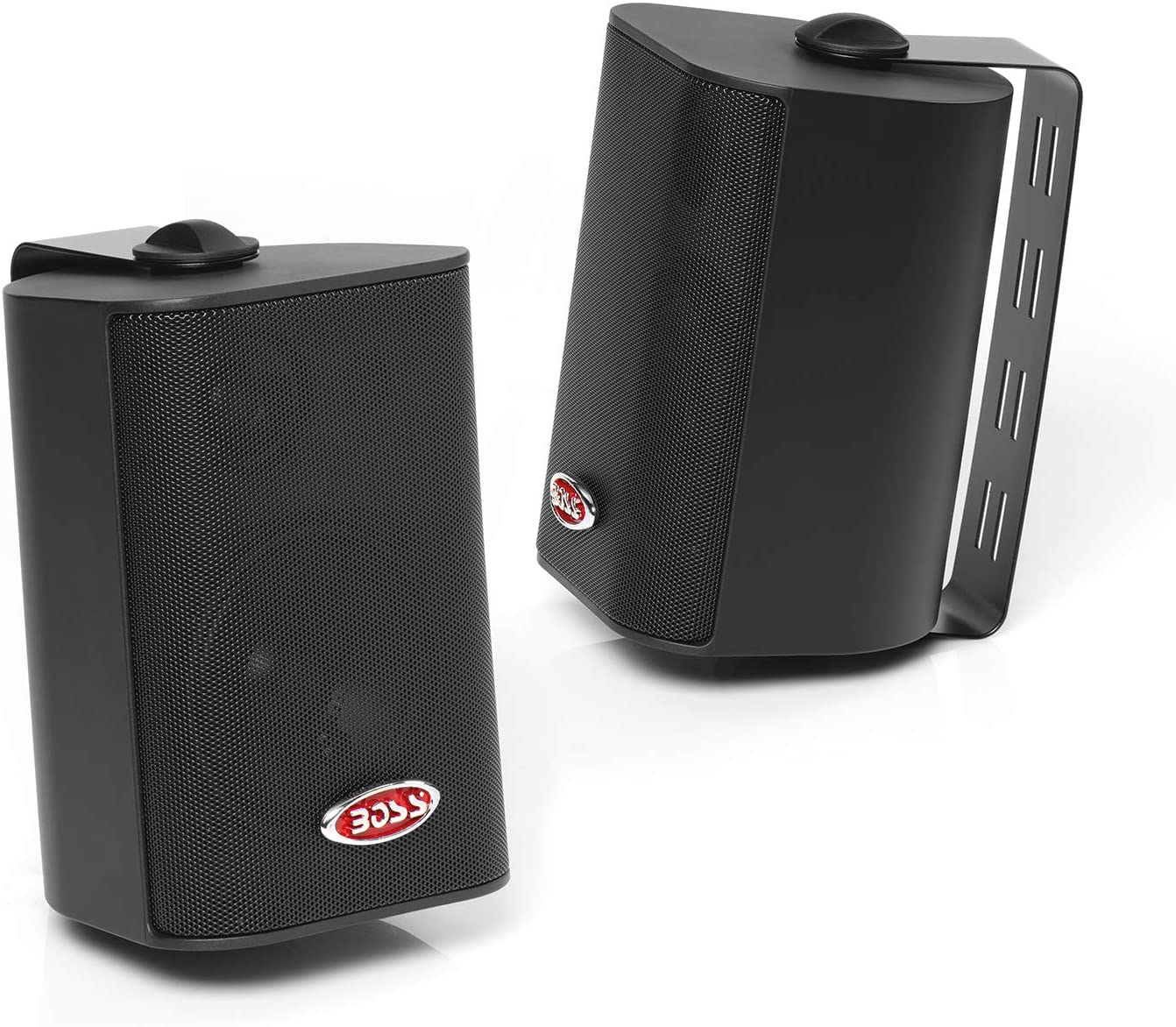 BOSS Audio Systems MR4.3B 200 Watt Weatherproof Marine Speakers