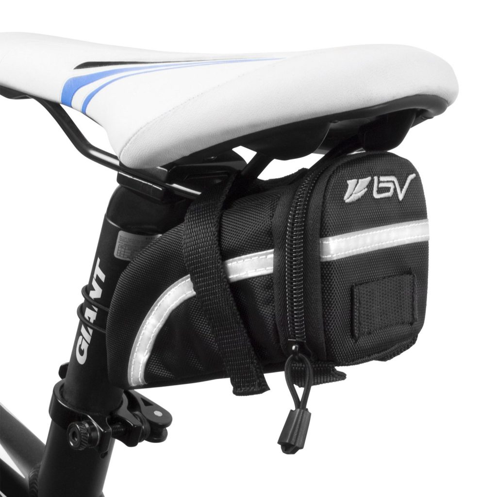 BV Bicycle Strap Saddle Inside