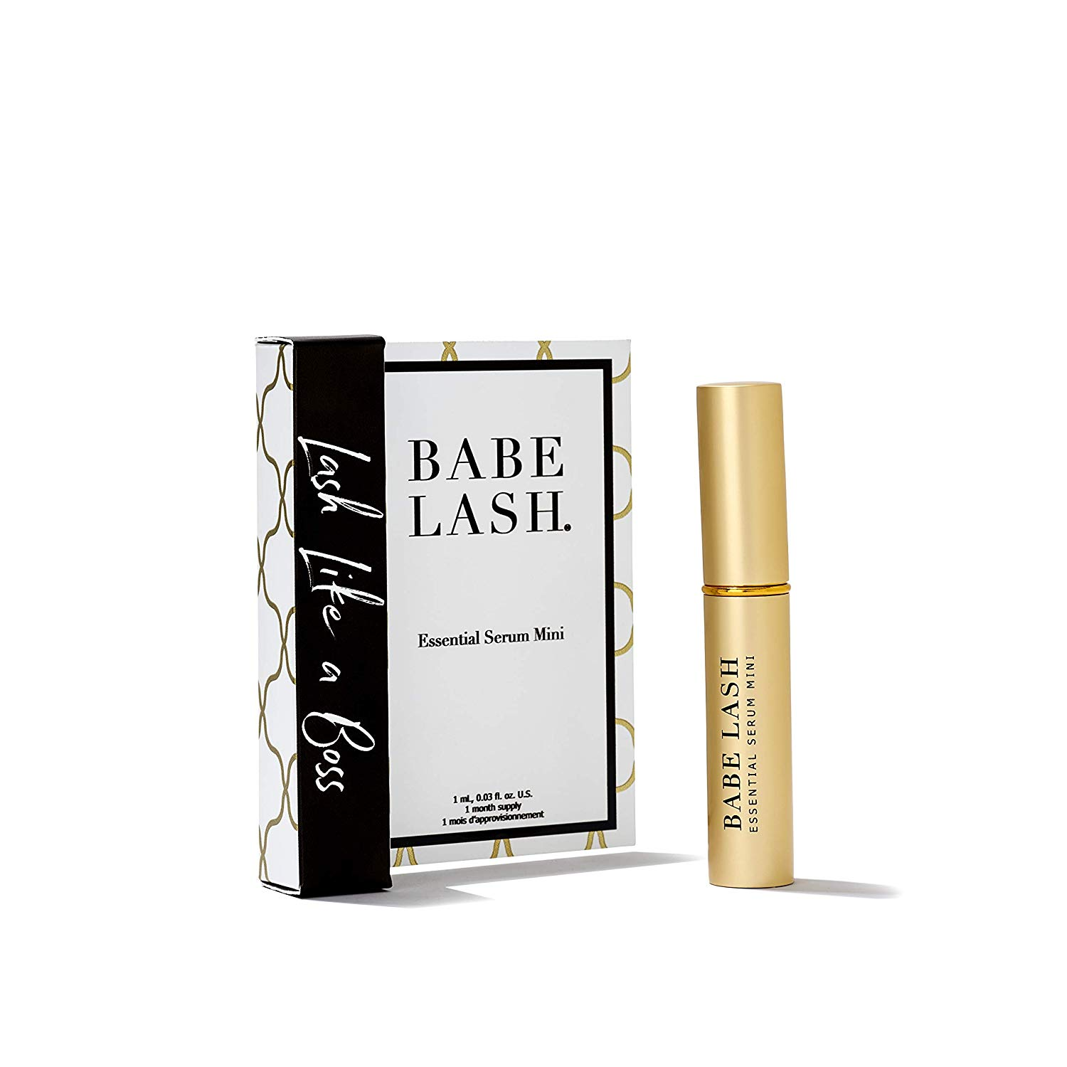 Babe Lash Eyelash and Brow Enhancer Serum