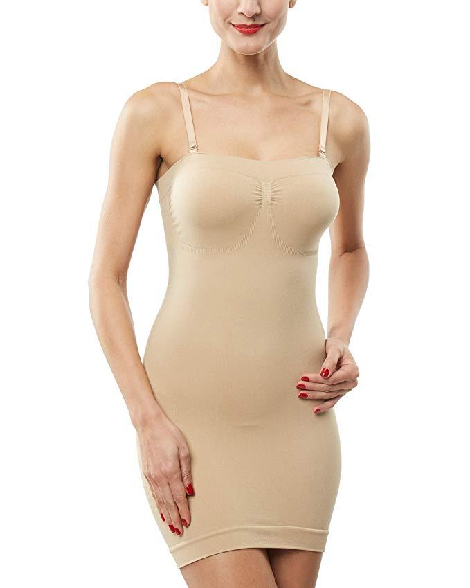 Belugue Full Dress Body Shaper