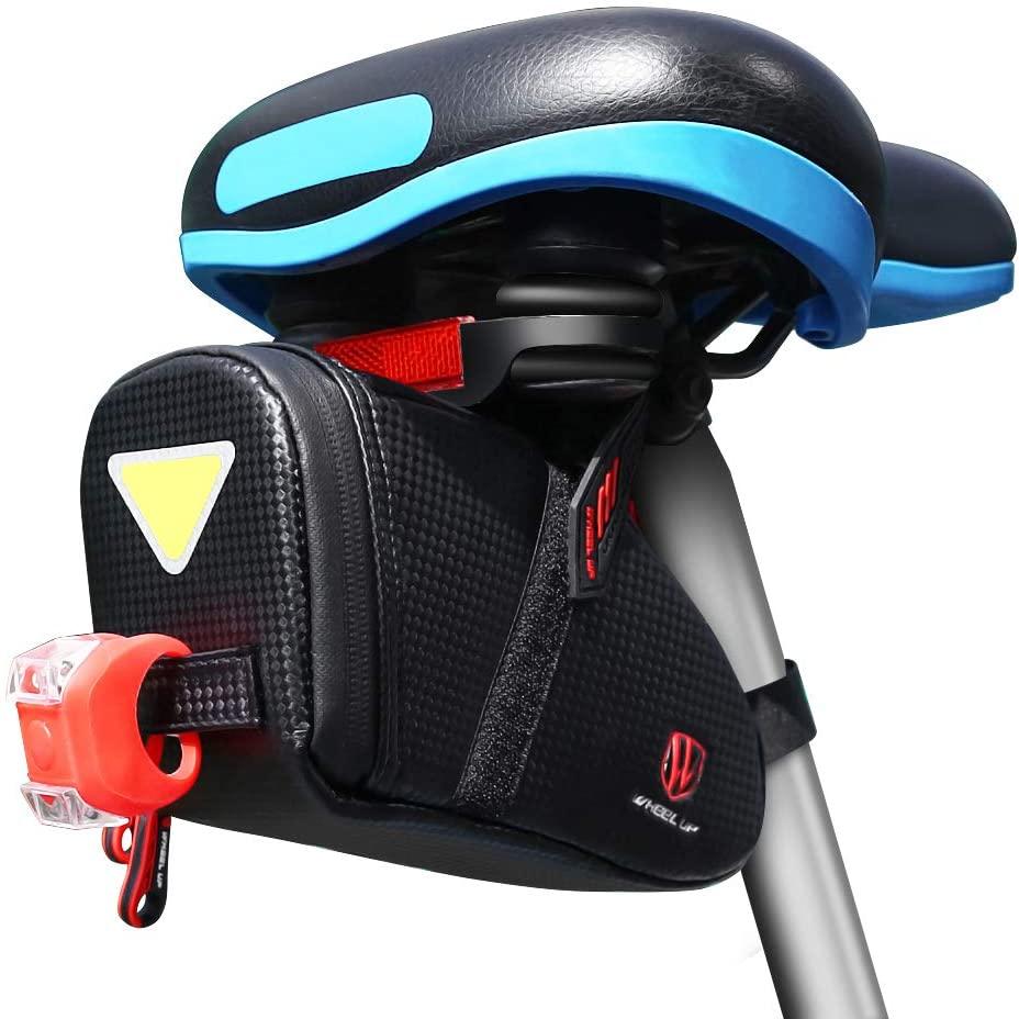 Bike Seat Bag, Bicycle Saddle Bag