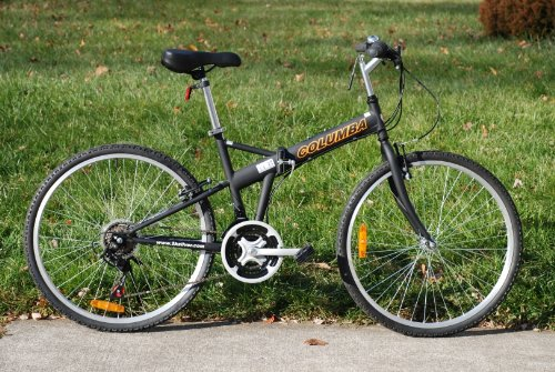 Columba 26-inch Folding Bike